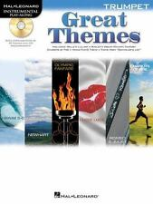 Great Themes : Instrumental Play-along for Trumpet (2012, CD / Paperback)
