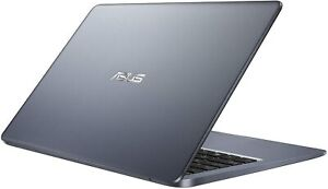"""New ASUS E14 Laptop 14"""" HD N3350 4GB 64GB Win10 S (Office 365 1-year L406NA-WH02"""