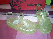 Chaussures de plage / méduses  fille  ~~   pointure 27 / 28    ***CATIMINI***