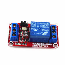 Triger Optocoupler Relay Module for Arduino 5V 1-Channel H/L Level