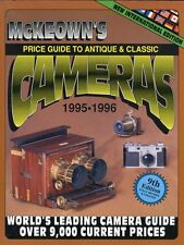 McKeown's Price Guide to Antique and Classic Cameras 1995-1996