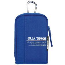 Golla Alfie 60G blau Kameratasche Polyester für Fotokameras NEU