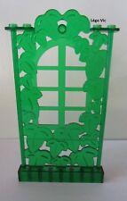 Lego 33217 Belville Wall, Ivy Wall Window Mur Lierre Fenêtre 5862 5808 5804 MOC