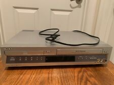 Sony SLV-D100 DVD VCR Combo VHS Recorder HiFi Stereo Tested