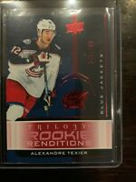 19-20 UD TRILOGY ROOKIE RENDITIONS RED ALEXANDRE TEXIER  /799