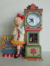 Mary Engelbreit Millineum 2000 Clock (Highly Collectible)