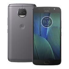 """NEUF Motorola Moto G5S Plus (XT1803) 5.5"""" 3 Go / 32 Go LTE Débloqué GRIS"""