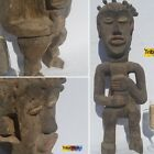 SENSATIONAL RARE Mambila Suaga Figure Statue Sculpture Mask Fine African Art