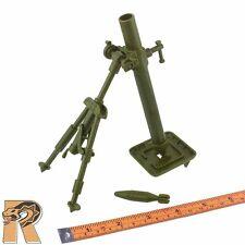 WWII Pacific Marine - Mortar Set - 1/6 Scale - GI JOE Action Figures