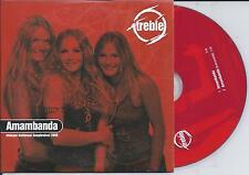 TREBLE - Amambanda CD SINGLE 2TR EUROVISION 2006 NETHERLANDS