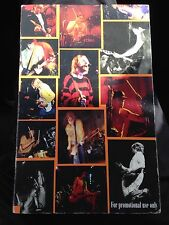 Nirvana Rare 4 Disc Cd, Muddy Banks, Nevermind, Interview, Live Tracks