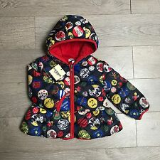 BNWT Beautiful GAULTIER Baby Girls coat 18m RRP €125 & Lots More 100% Genuine
