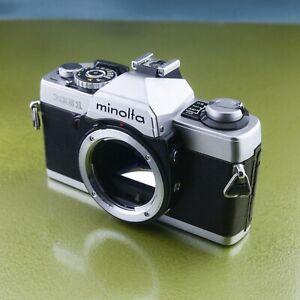 MINOLTA XG1 body, nice condition, SLR camera 35 mm XG-1 Japan XG series ☆☆☆