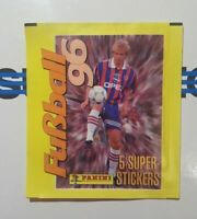 Panini Bundesliga 1996 1 Tüte Buli 96 Klinsmann / Bustina Pochette Packet