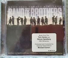 Band of Brothers Cd - Soundtrack from the Hbo Miniseries; Michael Kamen