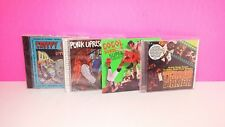 Hardcore Punk Mixed Sealed CD Lot #1 - Gogol Bordello Creepy Crawl Terror Firmer