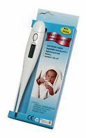 Adult Pediatric Baby Clinical Digital LCD Thermometer New