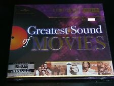 Greatest Sound of Movies LPCD45II Audiophile CD NEW Limited Numbered