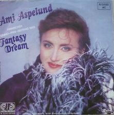 """7"""" GRAND PRIX 1983 ( FINLAND ) MINT- ! AMI ASPELUND : Fantasy Dream"""