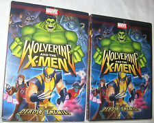 Wolverine and the X-Men Deadly Enemies DVD 2009 Action Adventure FREE SHIP USA