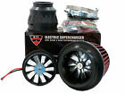 5PSI ELECTRIC SUPERCHARGER TURBO ADD HORSEPOWER + TORQUE INTAKE FOR JEEP