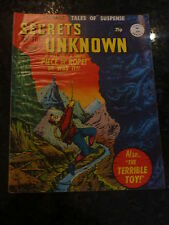 SECRETS OF THE UNKNOWN Comic - No 215 - Alan Class Comic