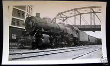 1930 Washington DC~Baltimore & Ohio RR # 4023~ Tressle