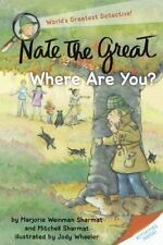 Nate the Great, Where Are You? (Turtleback School & Library Binding Edition)