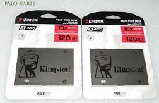 "Kingston A400 120GB 2.5"" SSD Interno (SA400S37/120G)"