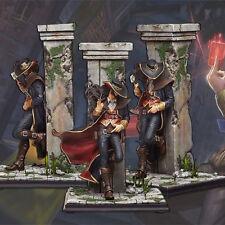 "LOL League Of Legends 10"" Card Master Twist Twisted Fate Figure Statue HOT"
