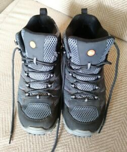 Merrell Hiking Boots Mens Size 8