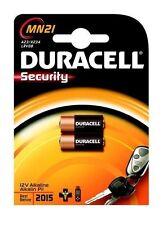 Duracell 203969 Batterien Alkaline Security Mn21 12v