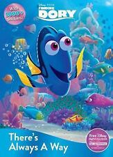 1000 Stickers Coloring Book Disney Pixar Finding Dory Theres Always A Way