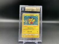 2020 Pokemon Black Star Promo Special Delivery Pikachu - BGS 9.5 SMALL SWIRL!