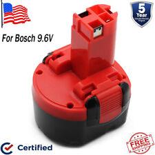 9.6V Battery for Bosch 9.6 Volt BAT048 BAT049 BAT100 BAT119 Ni-cd Cordless Tools