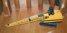 JOEL DIE-CAST CATERPILLAR CRANE