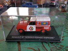 Ixo Renault 4f service renault espagne neuf en boite