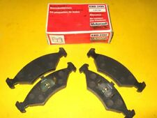 NEW GENUINE FORD FRONT/BRAKE/PADS/EBD3190/FIESTA/ESCORT/RS1800/RS TURBO