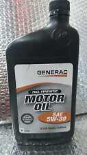 Generac 0J5140 Full Synthetic Motor Oil SAE 5W-30 946mL