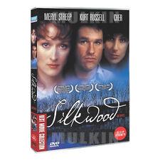 Silkwood (1983) DVD - Mike Nichols, Meryl Streep, Kurt Russell, Cher