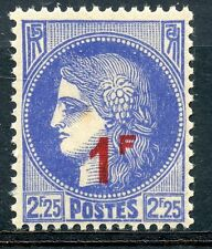 STAMP / TIMBRE DE FRANCE NEUF N° 487 ** TYPE CERES SURCHARGEE