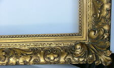 FRAME FRENCH BARBIZON FITS  25 3/8 x 31 3/8 GOLD GILT SUPERB