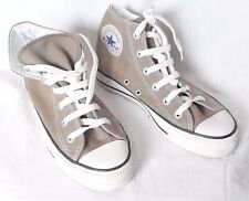 baskets montantes CONVERSE ALL STAR toile beige taille 36 uk 4.5;  wo's 6.5