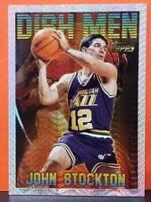John Stockton card Season's Best 96-97 Topps #11