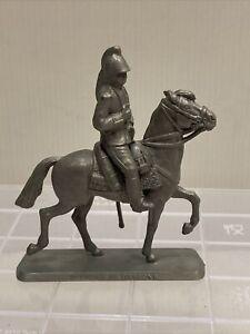 Figurine Old Mokarex Series Great War WW1 - Rider Officer Of Dragon
