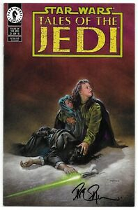 Star Wars Tales of the Jedi 3 Signed Dave Dorman Autographed HOLIDAY SALE!!