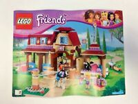 LEGO 41126 Friends Replacement Manual Directions Instructions booklet --- book 2