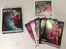 Beachbody PiYo Chalene Johnson Define Yourself DVD Workout 3 DVD Set W/ Bonus