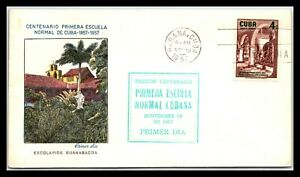 GP GOLDPATH: CARIBBEAN COUNTRY COVER 1957 FIRST DAY COVER _CV733_P08