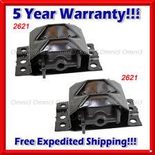 K288 Fit 99-02 GMC SAVANA 1500/2500/3500 4.3/5.0/5.7/6.5L FR L & R  Motor Mount